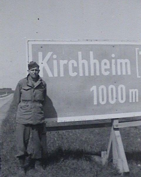 Kirchheim was HQ for the 52nd ADS