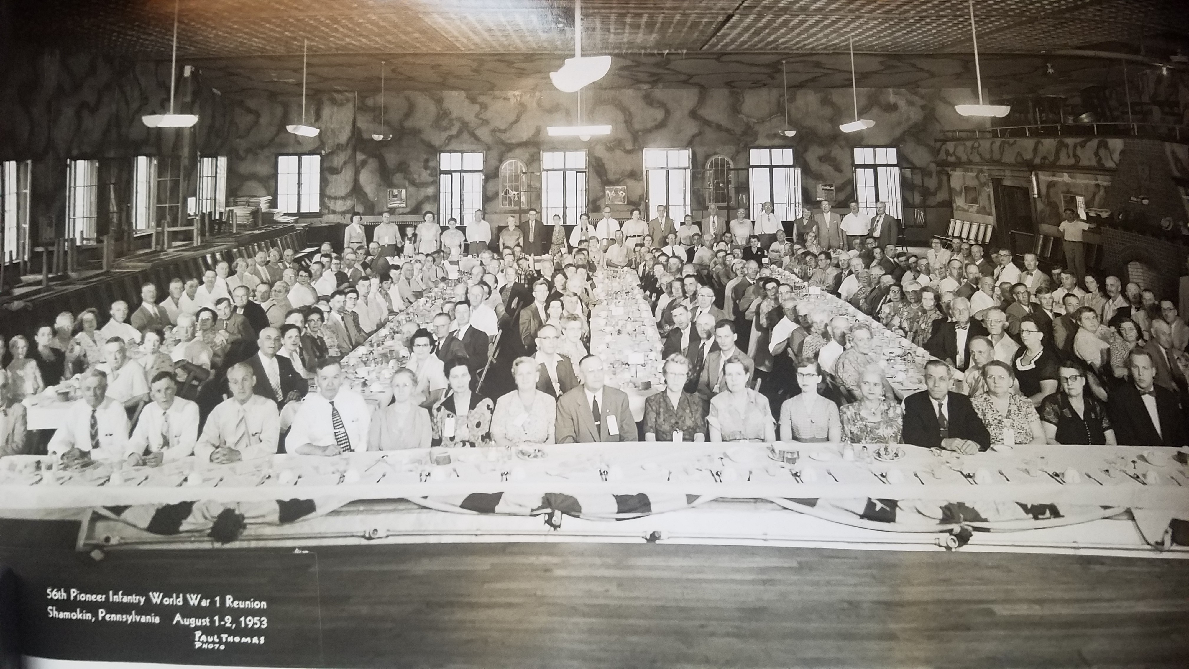 56th Pioneer Infantry Reunion Photo