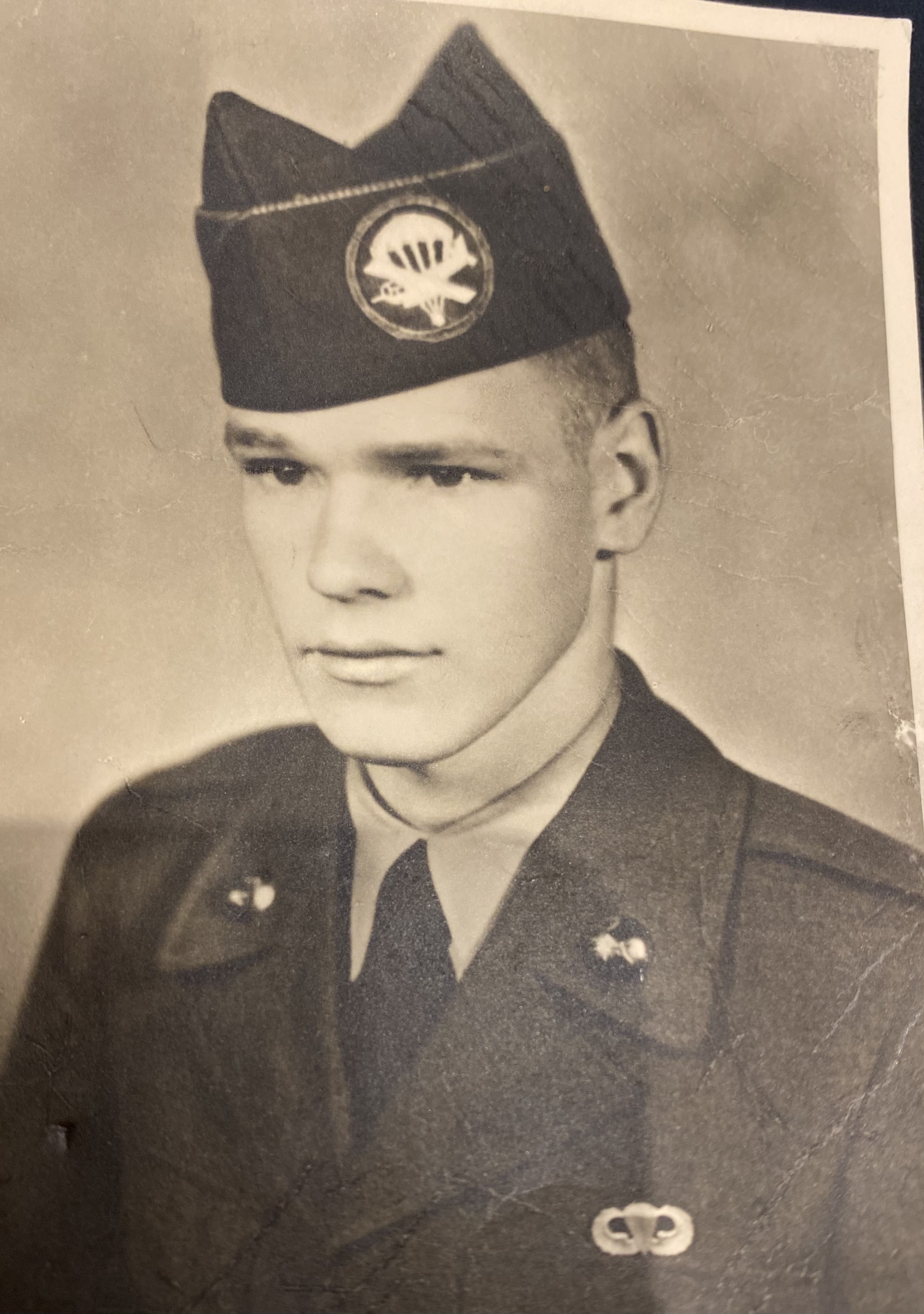 Grandpa 10th Special Forces