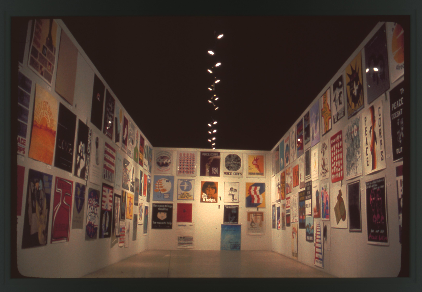 This is one section of the art show.
