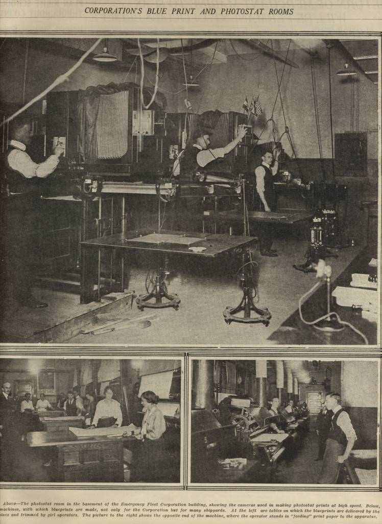 RG 32, A1 1A - Emergency Fleet News, Sept. 26, 1918 - Photostat and Blue Print Room, p. 11- Compressed.jpg