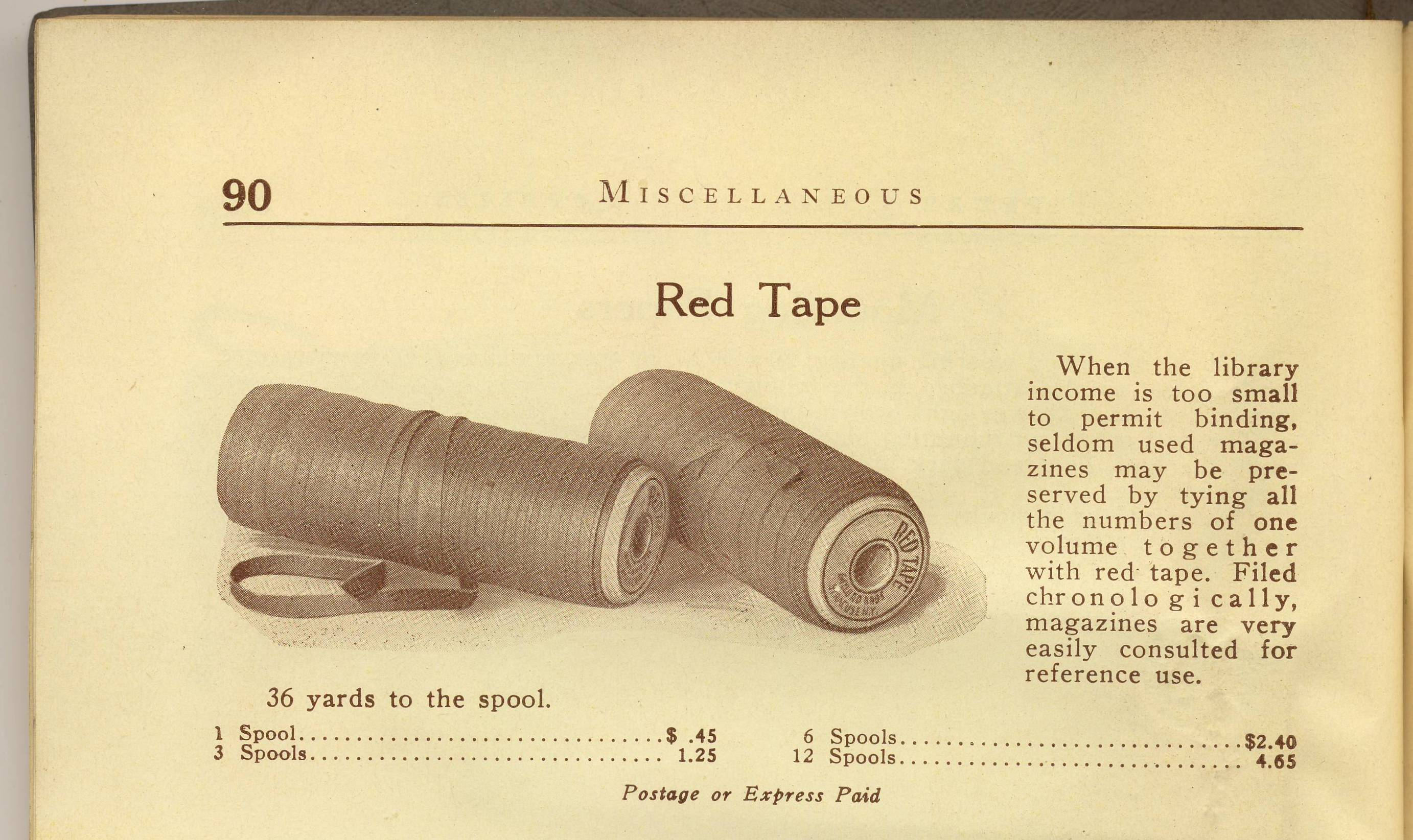 Gaylord Catalog - page 90 - Red Tape.jpg