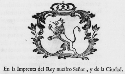 black and white image of woodcut lion from the Herencia campaign